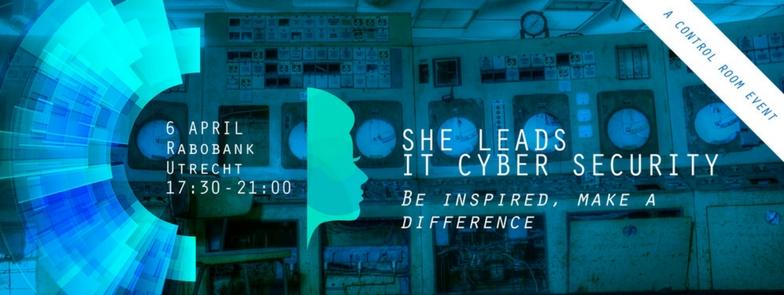 FB - She Leads 6 april Utrecht